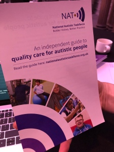 The National Autistic Taskforce's independent guide to quality care for autistic people